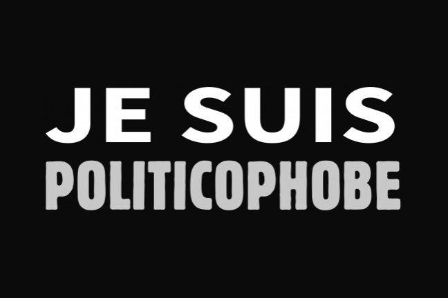 politicophobe